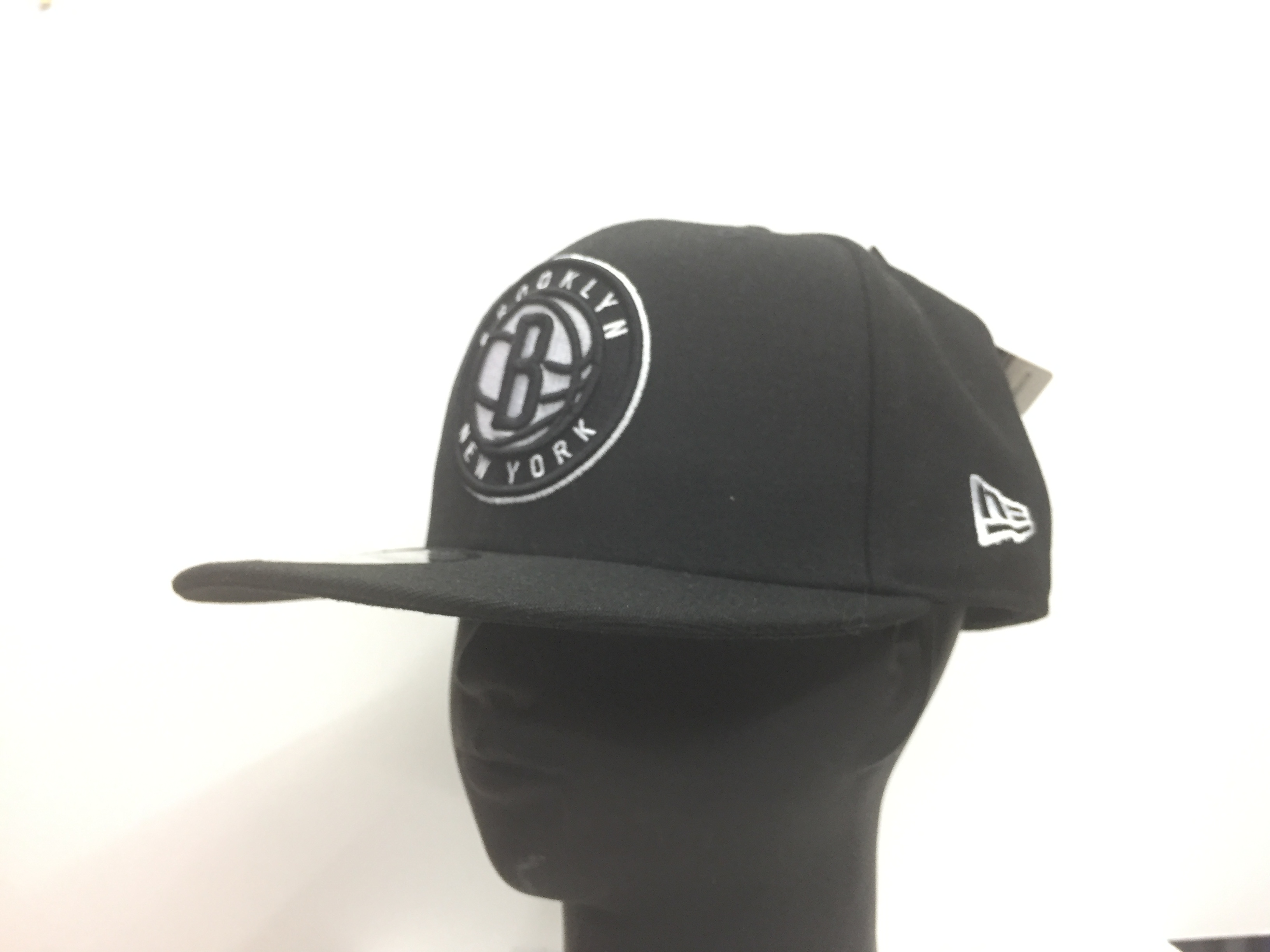 NEW ERA BROOKLYN NEGRO SNAPBACK - Gorrilandia 91ab34f9ebb