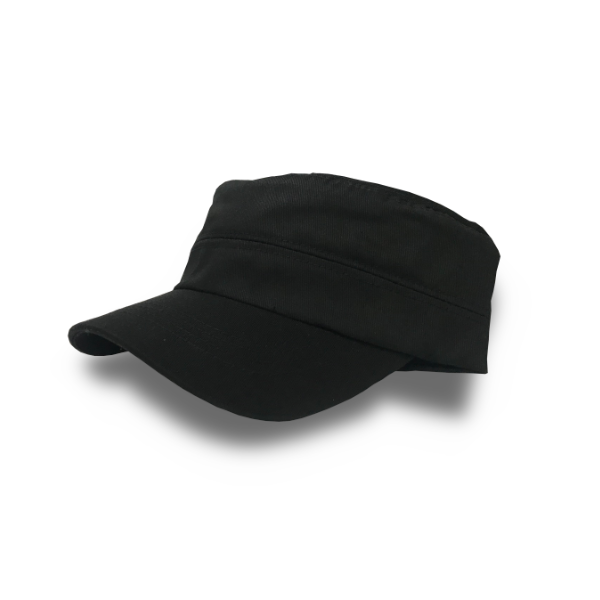 Kepi negro ajustable